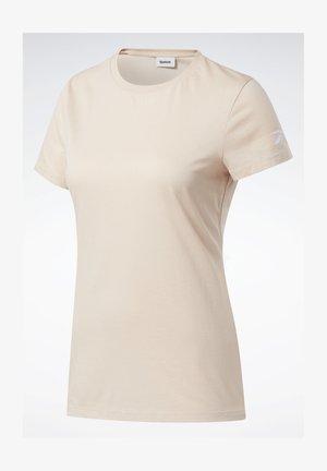LOGO TEE - T-Shirt basic - pink