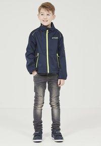 ZIGZAG - Waterproof jacket - 2048 navy blazer - 1