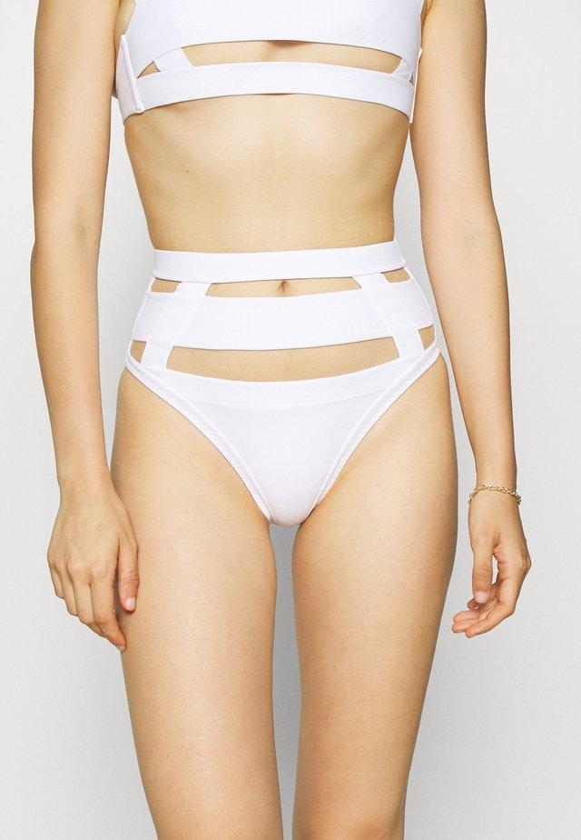 FYNLEE BRIEF - Bikini bottoms - white