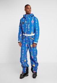 OOSC - DREAM CATCHER - Snow pants - multicolor - 0