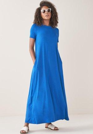 COLUMN  - Maxi dress - blue