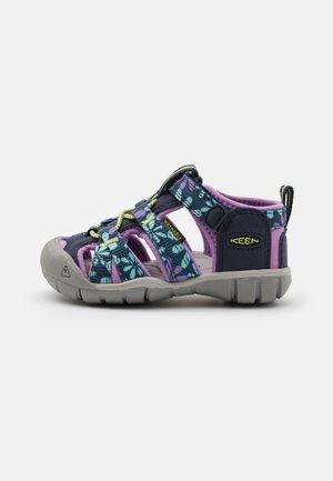 SEACAMP II CNX  - Walking sandals - black iris/african violet