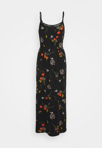 Even&Odd - Maxi dress - black/multicolor - 0