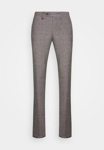 PANT BRYAN - Trousers - medium grey