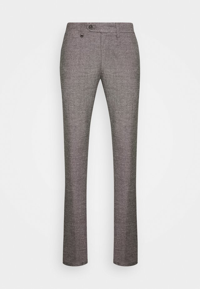 PANT BRYAN - Pantalon classique - medium grey