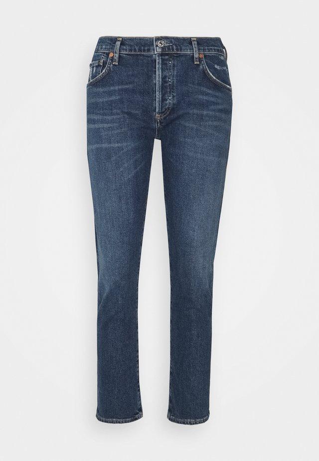 EMERSON - Slim fit jeans - dark blue