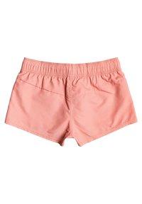 Roxy - UNDER THE MOON - Swimming shorts - terra cotta - 6