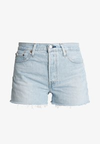 Levi's® - 501 HIGH RISE - Shorts vaqueros - weak in the knees - 4