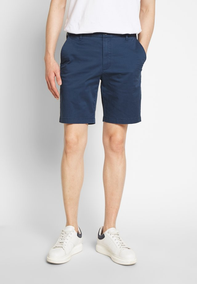SALTWATER - Shorts - cadet navy