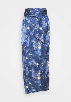 MOON & STARS JASPRE SKIRT - Áčková sukně - navy