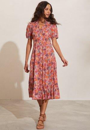 REESE - Day dress - vintage orange