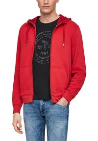 s.Oliver - Cardigan - red - 6