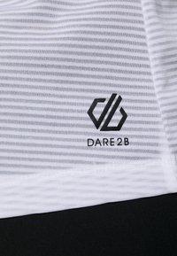 Dare 2B - DEFY TEE - T-shirt med print - white - 6