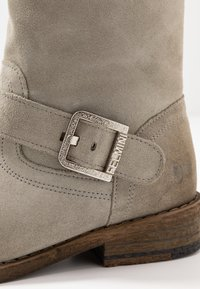 Felmini - GREDO - Cowboy/biker ankle boot - pardo - 2