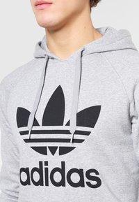 adidas Originals - TREFOIL  - Hoodie - grey - 3