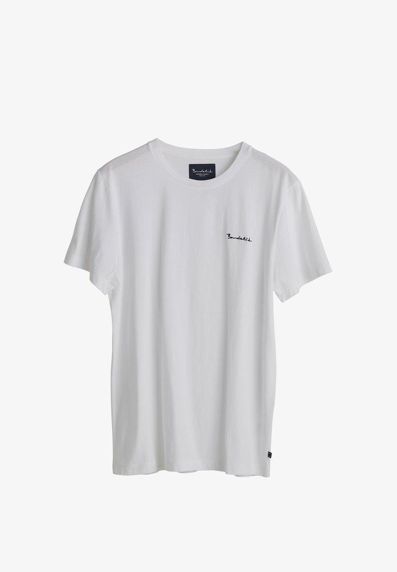 BONDELID - SANTINO - T-paita - white