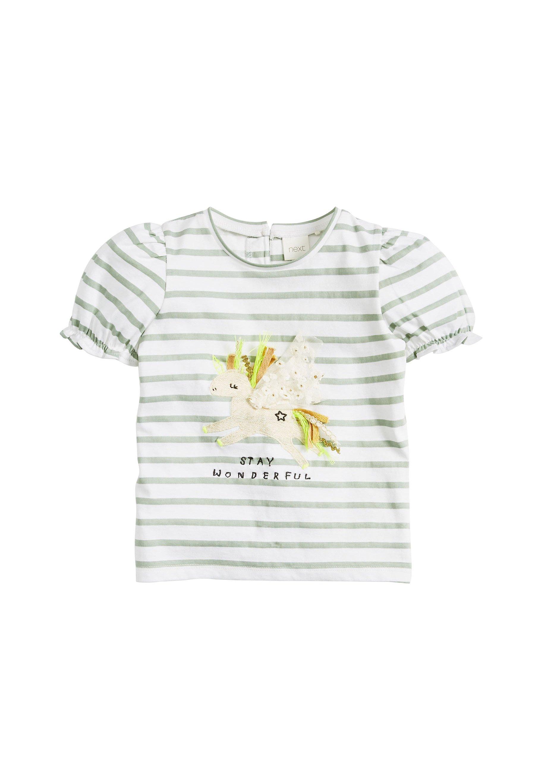 Bambini PUFF SLEEVE UNICORN  - T-shirt con stampa