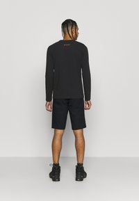 Mammut - LOGO LONGSLEEVE - Long sleeved top - black - 2