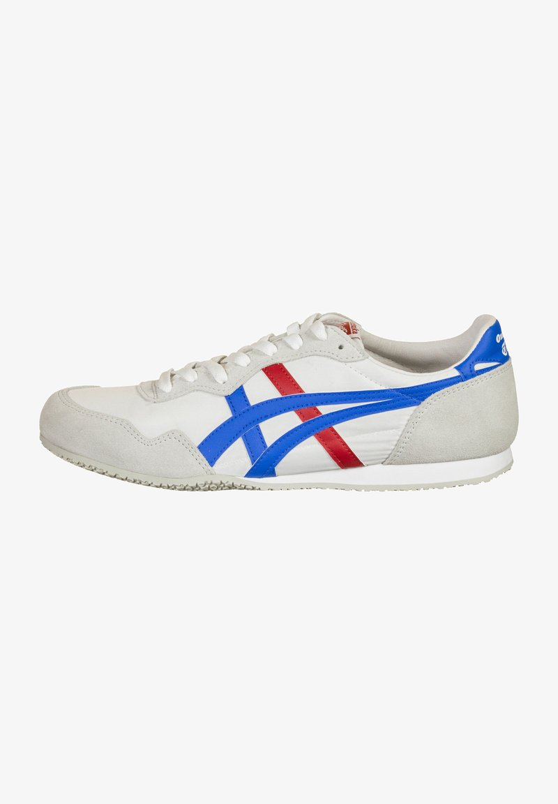 Onitsuka Tiger - SERRANO - Zapatillas - white/directoire blue
