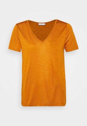 Basic T-shirt - pumpkin spice