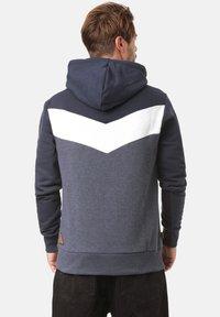 Mazine - Sweatshirt - navy / navy mel. - 1