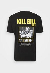 Nominal - KILL BILL VOLUME TEE - Print T-shirt - black - 1