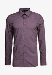 OLYMP No. Six - OLYMP NO.6 SUPER SLIM FIT  - Formal shirt - rot - 4