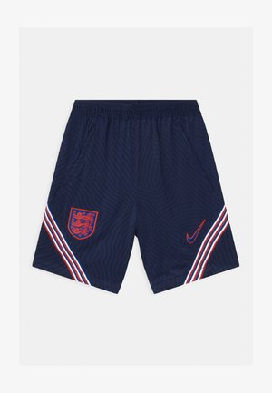 ENGLAND UNISEX - Sports shorts - midnight navy/sport royal/challenge red