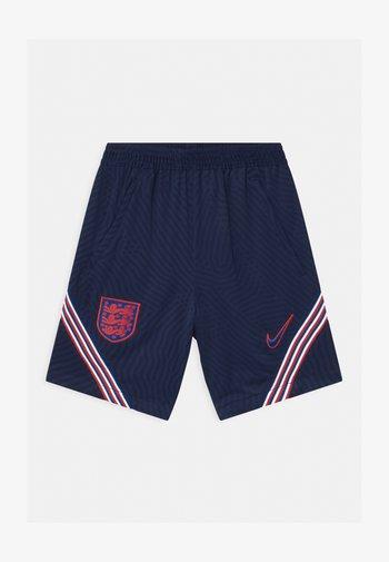 ENGLAND UNISEX - Sports shorts - midnight navy/sport royal/challenge red