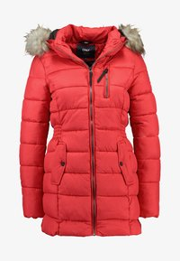 ONLY - ONLNORTH COAT  - Winter coat - goji berry - 6