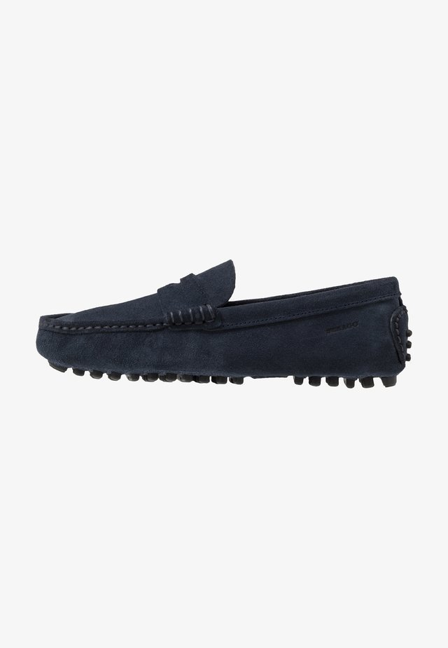 RUSSEL - Mocasines - blue navy