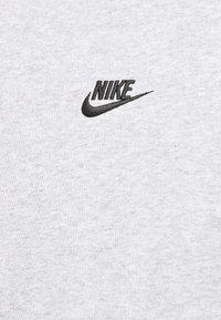 Nike Sportswear - Huppari - grey heather/black - 5