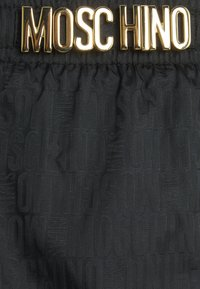 MOSCHINO SWIM - Swimming shorts - black - 2