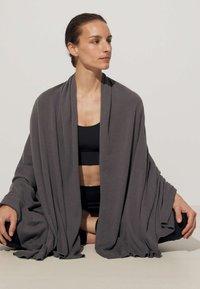 OYSHO - Fitness / Yoga - dark grey - 0