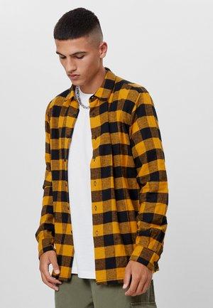 Košile - mustard yellow