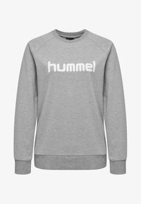 Hummel - Sweatshirt - grey melange - 0