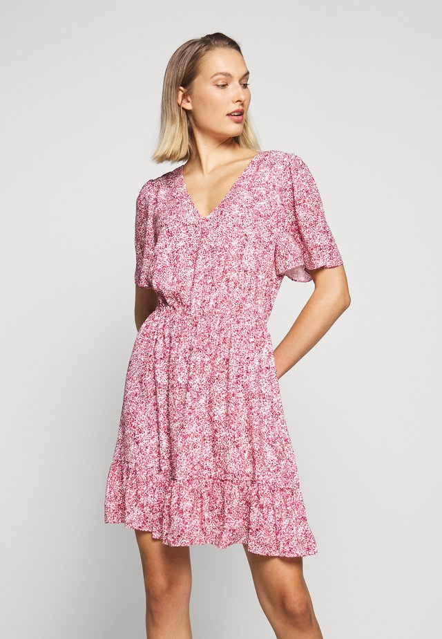 SORCHA DRESS - Day dress - pink/multi