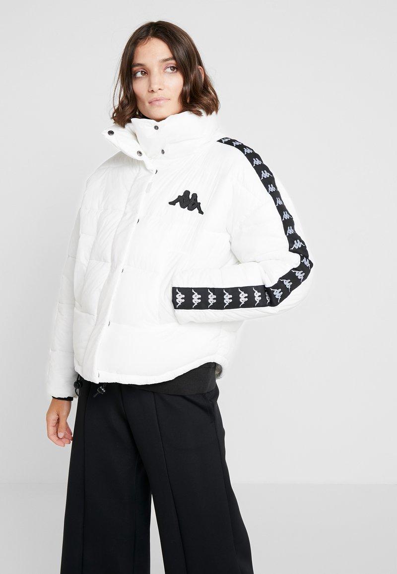 Kappa - FENJA - Vinterjacka - bright white