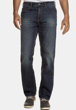 Straight leg -farkut - blue used