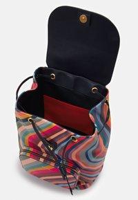 Paul Smith - WOMEN BACKPACK SWIRL - Batoh - multi-coloured - 4