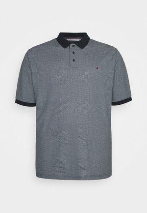 MICRO - Polo shirt - desert sky/white