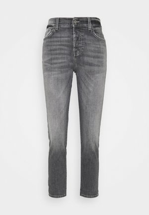 ASHER SOHO  - Slim fit jeans - grey