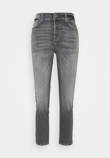 ASHER SOHO  - Slim fit jeans - grey