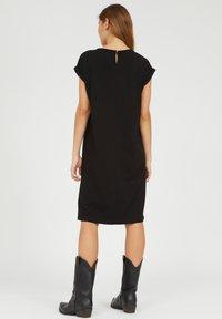 ARMEDANGELS - HAWAA - Jersey dress - black - 1