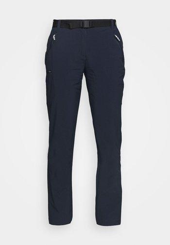 XERT - Outdoor trousers - navy