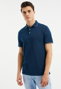 WE Fashion - Poloshirt - dark blue - 0