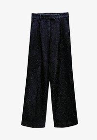 Uterqüe - Bootcut jeans - blue - 5