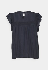 Soaked in Luxury - AMOLI TOP - Blouse - india ink - 1