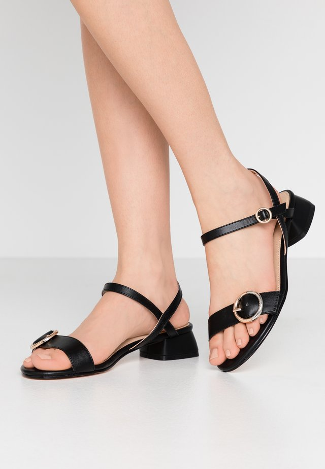 MARYLOU - Sandals - black