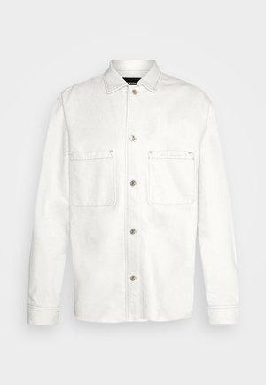 OUTERWEAR - Veste en jean - off white